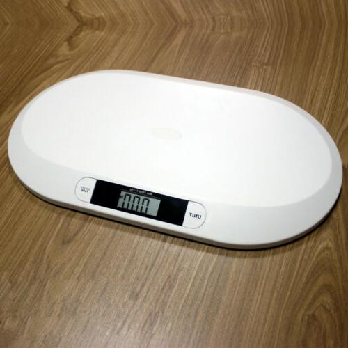 20kg Digital and Electronic Baby Pet Scale Infant Animal Bod