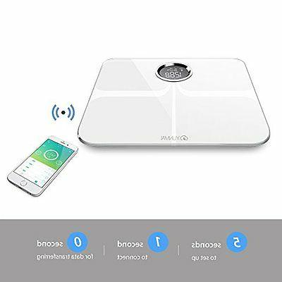 Yunmai Premium Smart Scale Body Fat APP & Composition Monitor Extra