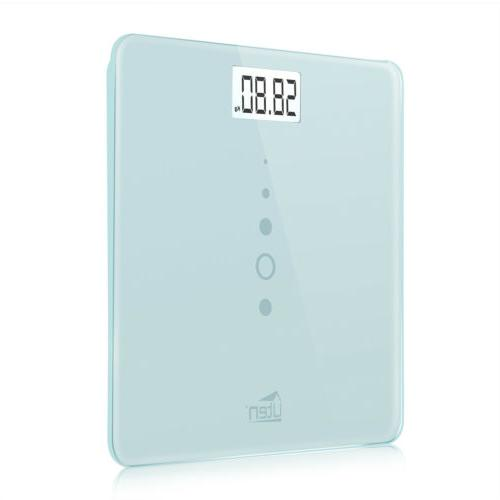 Electronic Digital Body Weight Tempered Glass