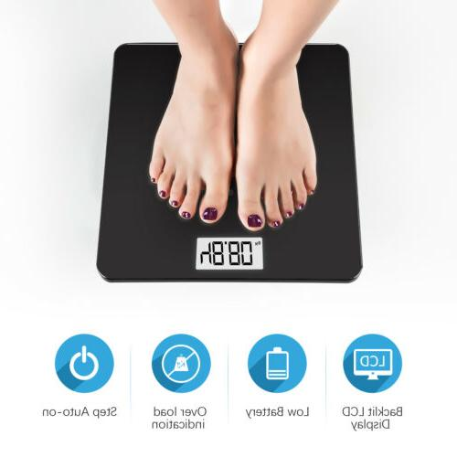 bluetooth smart body fat scale digital bathroom