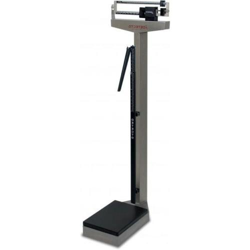 stainless steel weigh beam physician scale