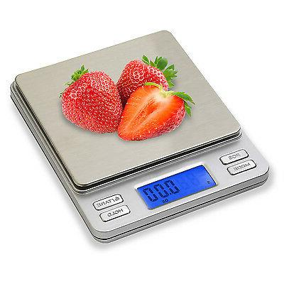 Smart Weigh Pro 500g x Digital Herb Scale