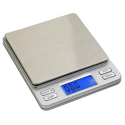 Smart Weigh Pro TOP500 500g x Digital Scale