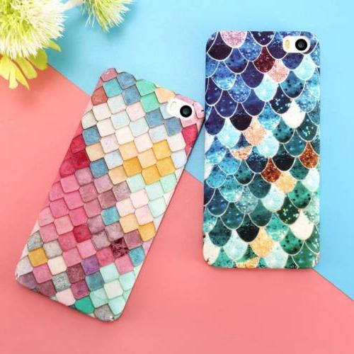us scale colorful ultra thin shockproof hard