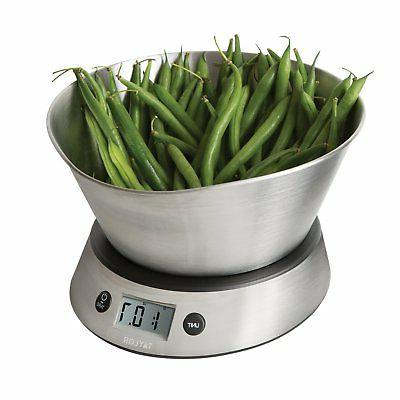 weighing bowl kitchen scale