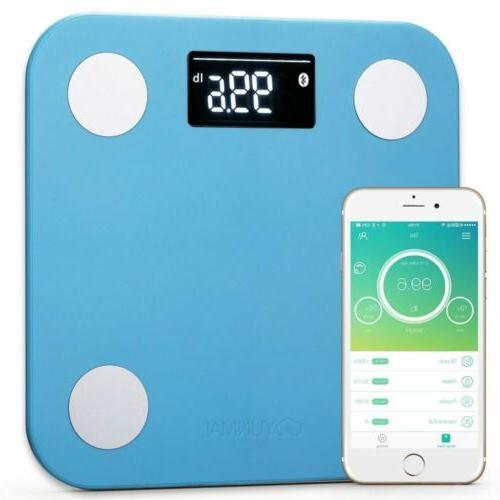 Smart Scale with 10 Body Availa