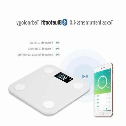 Yunmai Wireless Smart Scale with Body Measurements!