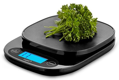 Ozeri Kitchen with g Weighing in