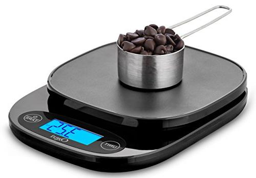 Kitchen Scale, with g in Black
