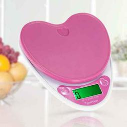 LCD Digital Electronic Kitchen Scale Food fruit Scales Cooki