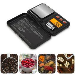 LCD Digital Kitchen Scale Food Cooking Weight in Pounds, Gra