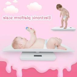 LCD Electronic Digital Baby Scale 100KG Weigh Scales Newborn