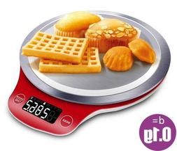 Lcd Kitchen Scales Digital Gram Metal Electronic Accurate Ba