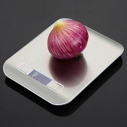 LED Digital Kitchen Scale Electronic Weight Scale for Food 5