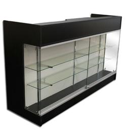 Ledgetop 6' Sales Pos Reception Display Showcase Counter Kno