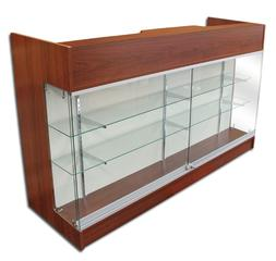Ledgetop POS Sales Retail Store Display Showcase Counter 6'