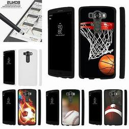 For LG V10| LG G4 Pro| Slim Fit Hard 2 Piece Case Top Sports