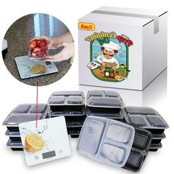 meal prep containers 15 pack 32 oz