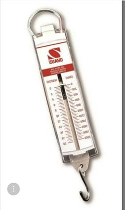 Mechanical Spring Scale 5000g/50 N Capacity OHAUS 8008-MN
