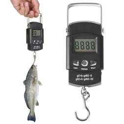 Mini Luggage Fishing Travel Hanging Hook Electronic Digital