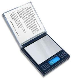 American Weigh Scale Minicd-500 Digital Pocket Scale, 500 X