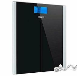 Modern Personal LCD Bamboo Weighing Body Scale Fitness Healt