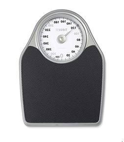 Most Accurate Scale Non Digital Slip Dial Weight Black Bathr