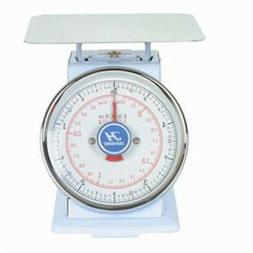 new 2 lb scale with platform 3897