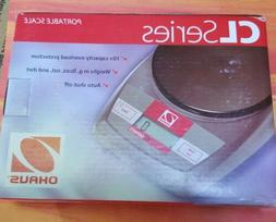 NEW Ohaus CL2000 CL Series Balance PORTABLE SCALE Weighs in