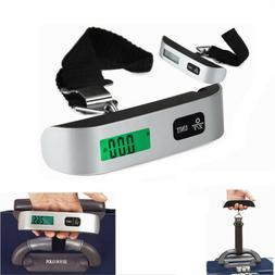 New Digital LCD Electronic Hand Held Luggage Balance Scale H