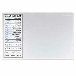 Greater Goods Nourish Digital Kitchen Food Scale and Portion