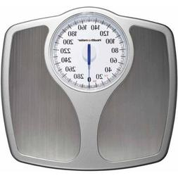Health o meter Home Dial Premium Scale, Stainless Steel, HAB