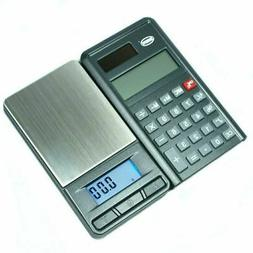 Horizon PCC-100 Digital 100g by 0.01g Pocket Scale and Calcu
