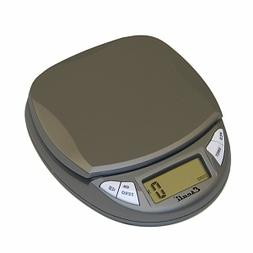 Escali Pico High Precision Digital Scale, 500 Gram 0.1 Gram,