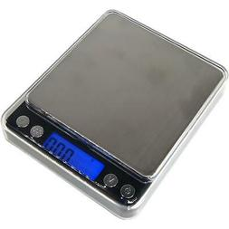 GemOro Platinum XP500 Gram Digital Scale - 500g x .01g