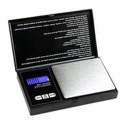 Esky Digital Pocket Jewelry Scale 100 x 0.01g, Black