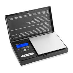 Weigh Gram Digital Pocket Scale, 600g x 0.1g,Grams Scale, Je