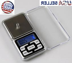 Portable 200g x 0.01g Digital Scale Jewelry Pocket Balance G