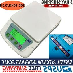Portable Kitchen High Accuracy Digital Scale Food Cooking We