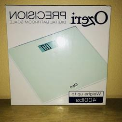 precision digital bathroom body scale tempered glass