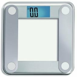 precision digital bathroom scale with extra large