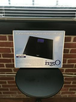 Ozeri Precision Pro II Digital Bath Scale  with Weight Chang