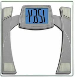 "EatSmart Precision MaxView Digital Bathroom Scale w/ 4.5"" Ba"