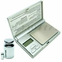 200g x 0.01g Precision Digital Pocket Scale SF-200 for Gold