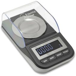 Smart Weigh Premium High Precision Digital Milligram Scale w