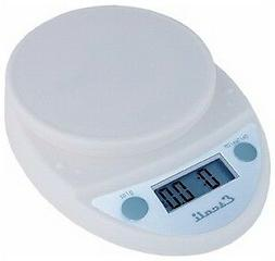 Escali Primo Digital Food Scale - White