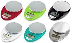 Ozeri Pro Digital Kitchen Food Scales, 1g/12lb, 6 Colors