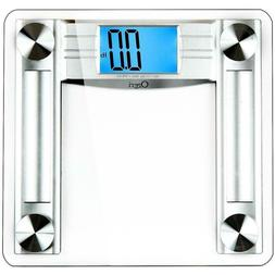 Ozeri ProMax 500 lbs  Digital Bath Scale, with Body Tape Mea