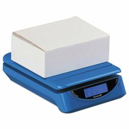 PS25 25 lb Electronic Postal Shipping Scale, Blue