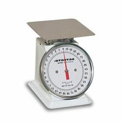 Detecto PT-2  Top Loading Food Portion Scales-Mechanical